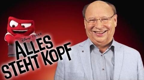 ALLES STEHT KOPF - Die Synchronstimme von WUT - Ab 01.10
