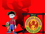 American Dragon Poster