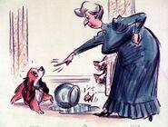 Aunt Sarah Lady