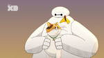 Baymax and Mochi 14