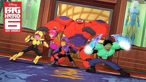 Big Hero 6 The Series - Sneak Peek