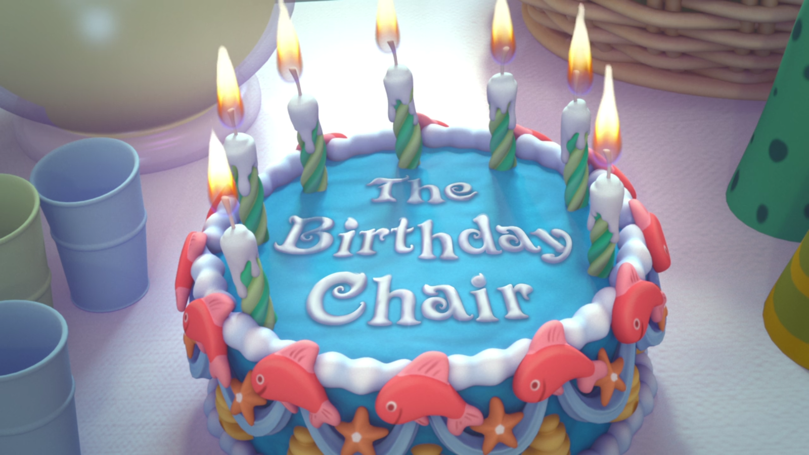 The Birthday Chair