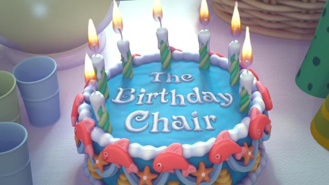A Cadeira de Aniversário
