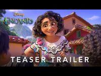 Encanto - Teaser Trailer Oficial Dublado