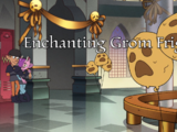 Enchanting Grom Fright