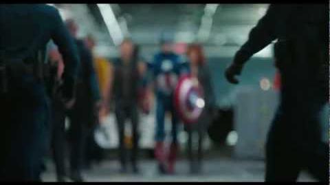Os Vingadores The Avengers - Passeio selvagem (Dublado)