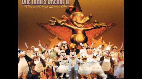 TheMrRamonlle/One Man's Dream 2.0 stage show for Walt Disney World's Magic Kingdom