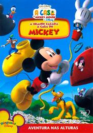 A Grande Caçada A Casa do Mickey
