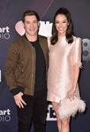 Adam DeVine Chloe Bridges IHeartRadio Awards