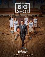 Big Shot (2021) Poster 1