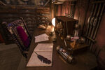 Collector's Desk Mission Breakout