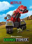 Dinotrux Disney XD