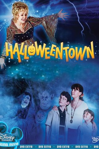Halloweentown: A Cidade do Halloween