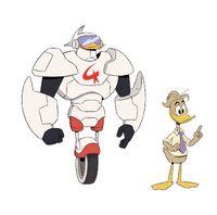 DuckTales 2017 - Gizmoduck