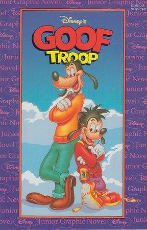 Goof Troop: Junior Graphic Novel
