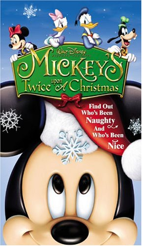 Mickey's Twice Upon a Christmas (video)