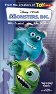 Monsters, Inc. VHS