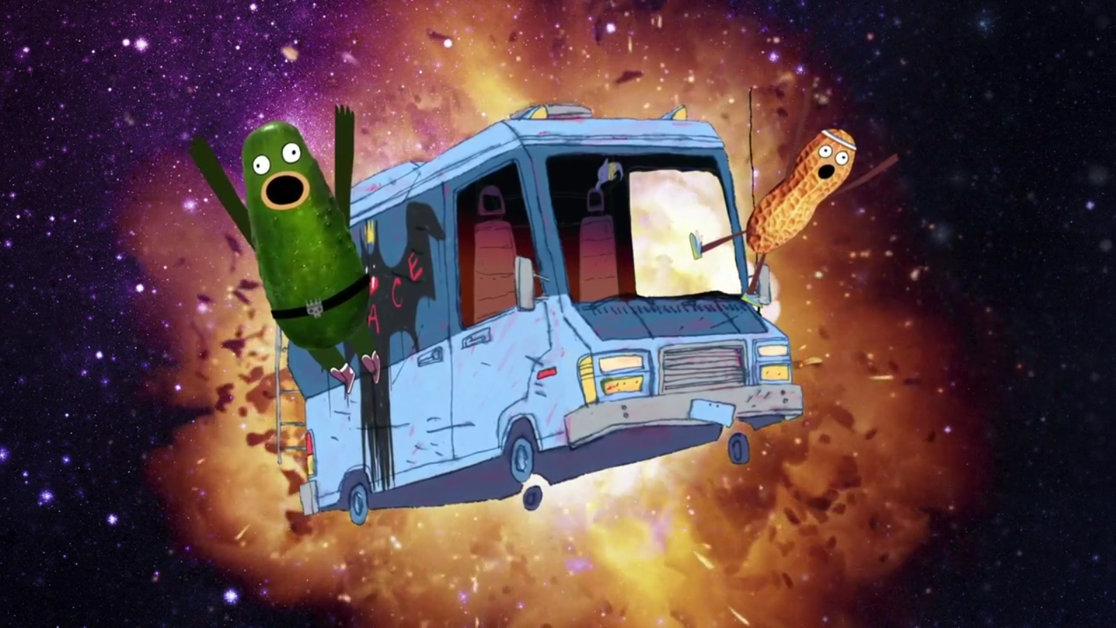 Pickle and Peanut Theme Song