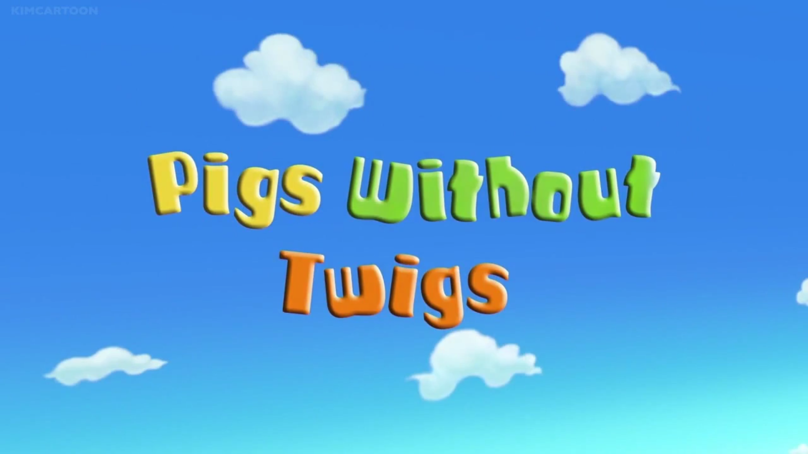 Pigs Without Twigs