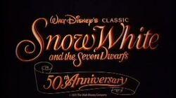 Snow White and the Seven Dwarfs - 1987 Reissue Trailer