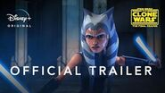 Star Wars The Clone Wars Official Trailer Disney