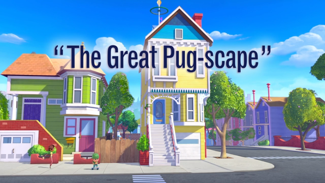 The Great Pug-scape