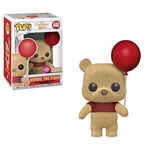 Winnie the Pooh with Balloon Flocked POP