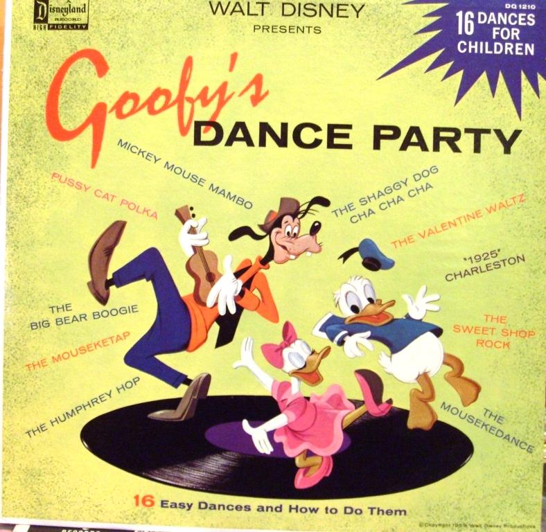 Goofy's Dance Party