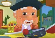 Abuelito in a Fix Handy Manny