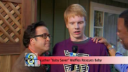 Accidental Hero Zeke and Luther