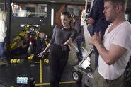 Agents of S.H.I.E.L.D. - 7x09 - As I Have Always Been - Production - Elizabeth Henstridge Directing