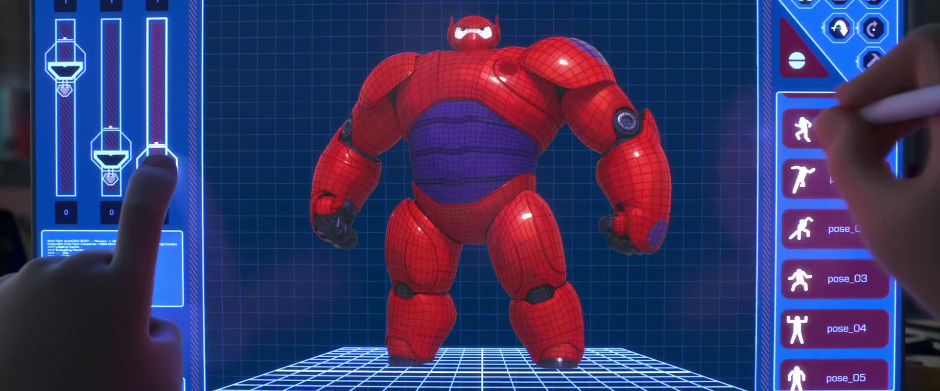Baymax/Gallery/Films and Television