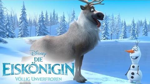 DIE EISKÖNIGIN - VÖLLIG UNVERFROREN - Offizieller deutscher Trailer - Disney