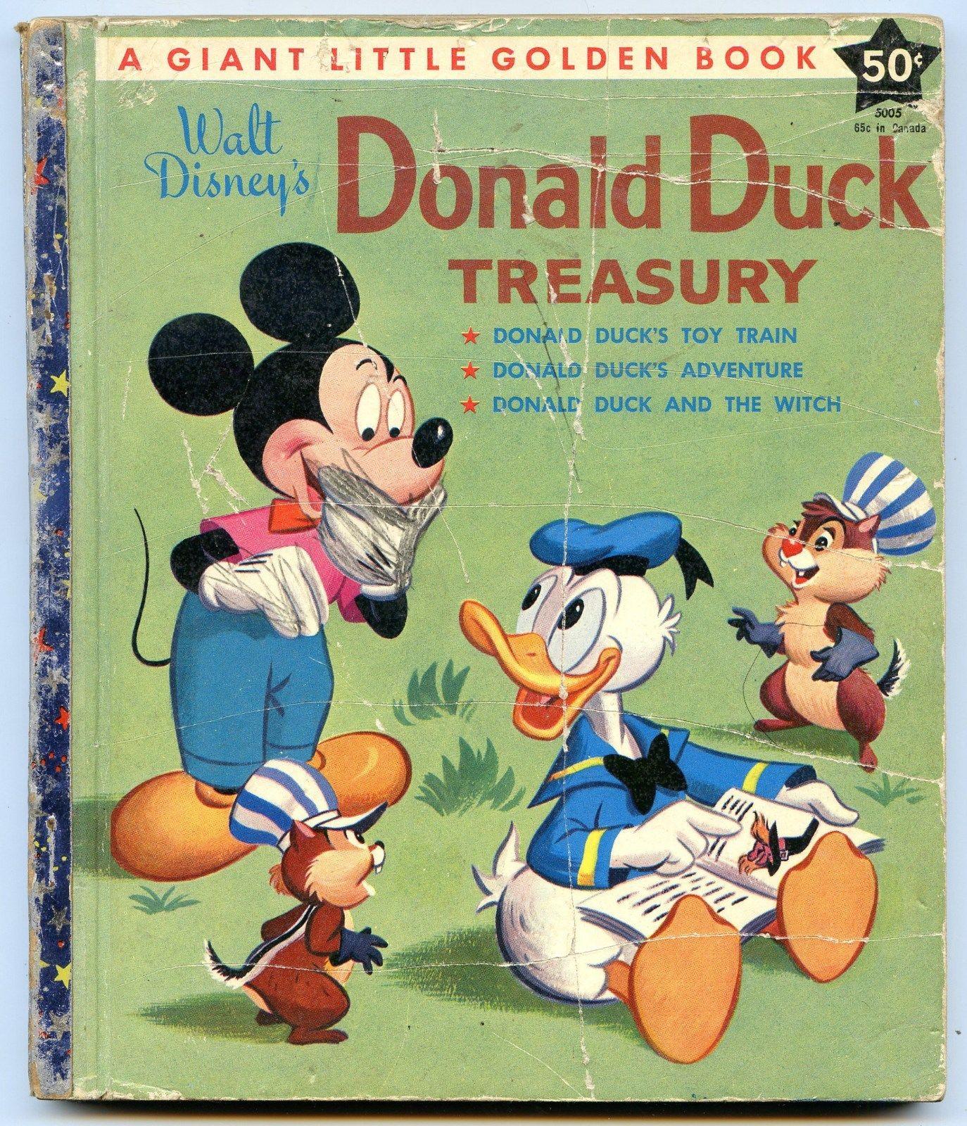 Walt Disney's Donald Duck Treasury