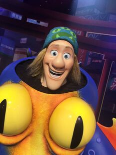Fred Disneyland Paris
