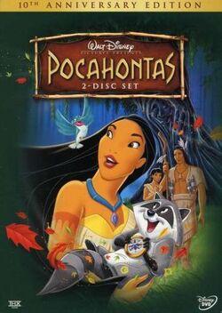 Pocahontas 10thAnniversary DVD.jpg