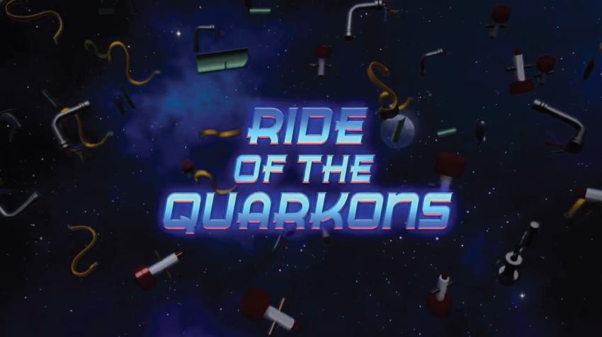 Ride of the Quarkons