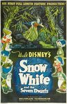 Snow White and the Seven Dwarfs - Poster