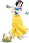 Snow whitennewuk