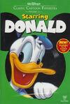 Walt disney classic cartoon favorites starring donald duck