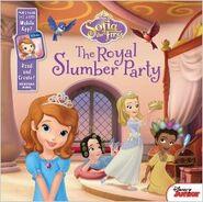 A royal slumber party app