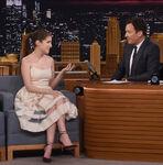 Anna Kendrick visits Jimmy Fallon
