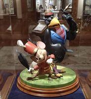 Jim Dandy Crow and Timothy Q. Mouse Tokyo Disneyland
