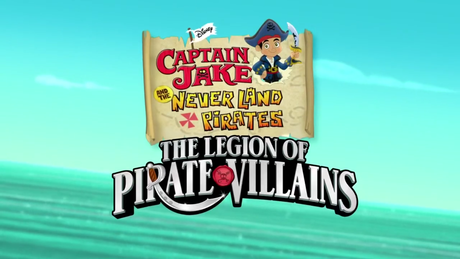 Captain Jake and the Never Land Pirates: The Legion of Pirate Villains