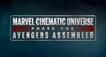 Marvel-Cinematic-Universe Phase One Avengers Assemble
