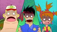 Ninki Ninja Fight Town - Shocked Face
