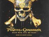 Pirates of the Caribbean: Dead Men Tell No Tales (soundtrack)