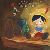 The Legacy Collection Pinocchio