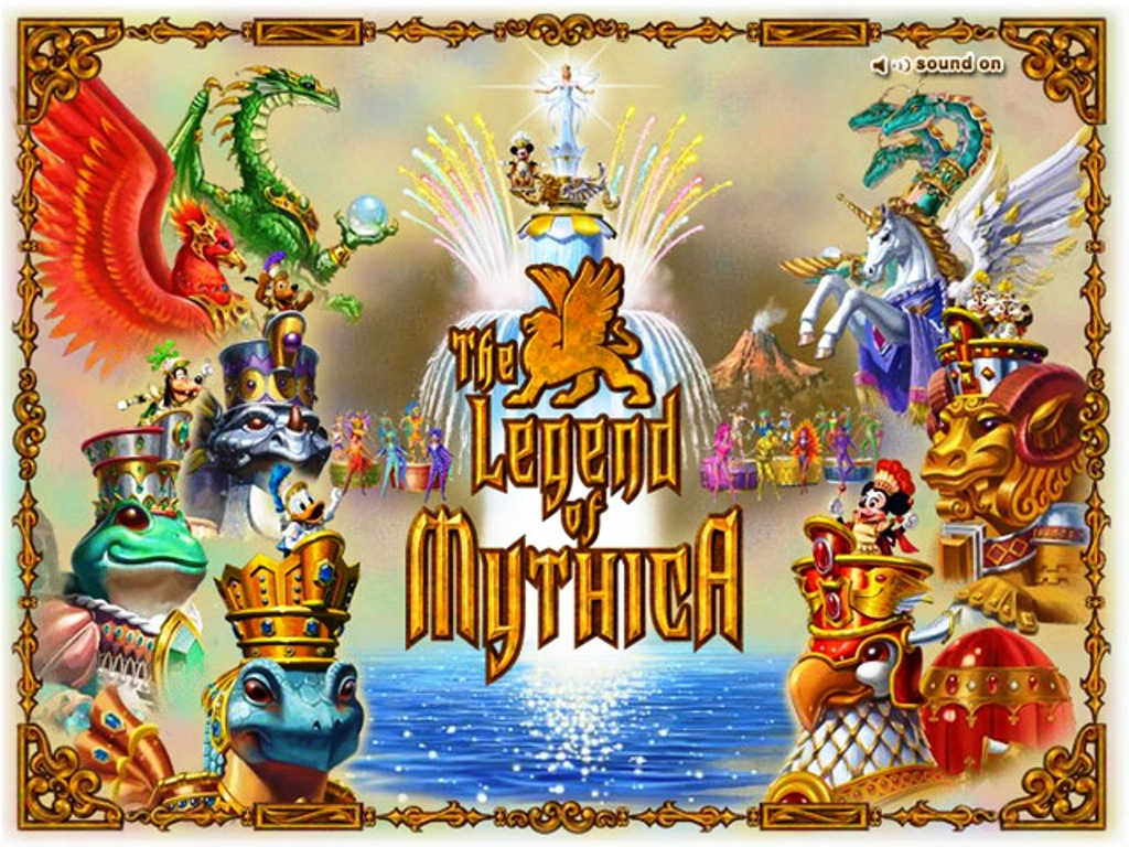 The Legend of Mythica