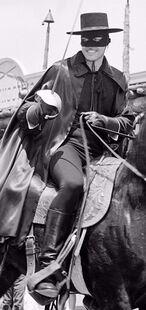 Zorro-Disneyland